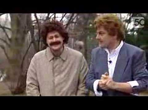 Man van Melle en Paul Schampers - 50 Jaar TV