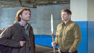 Supernatural 14x09 Promo Photos With A Twist | The Boys Attack Michael With The Spear