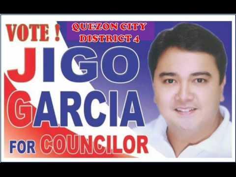 JIGO GARCIA  JIGORADO GARANTISADO 2010 ELECTIONS