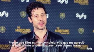The Magicians - Entrevista a Hale Appleman (Eliot)