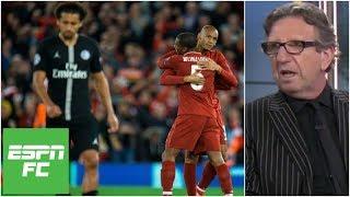 Liverpool vs PSG 3-2 Champions League reaction: Neymar