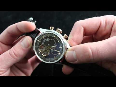 Zenith El Primero Chronomaster Open Grande Date Luxury Watch Review