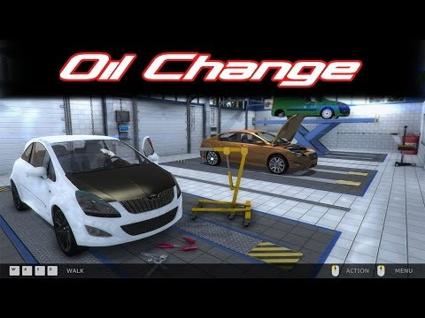 Car Mechanic Simulator 2014 Oil Change How To Save
