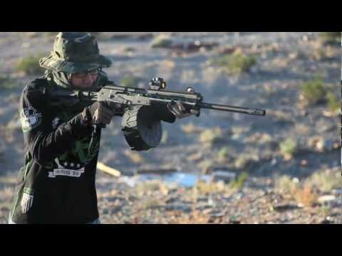 Saiga 12 & Savage Arms 320