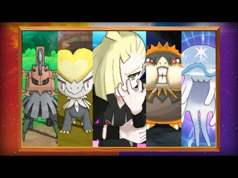 Ultra Beasts and the Aether Foundation Debut in Pokémon Sun and Pokémon Moon!