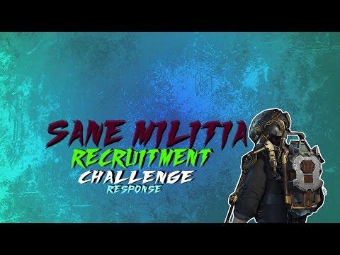 download lagu Sanemilitia2k Sanemilitia  Recruitment Challenge Response Edit gratis