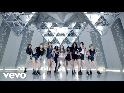 Girls' Generation - The Boys Music Videos