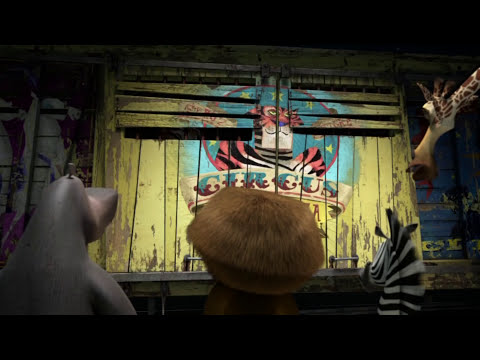MADAGASCAR 3 - FLUCHT DURCH EUROPA | Trailer & Filmclips #5 german deutsch [HD]