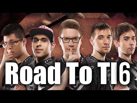 Team Secret going to The International 2016
