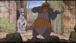 I Wanna Be Like You: Baloo Scat
