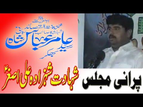 Zakir Syed Amir Abbas Rabani.majalis Layyah.(0332-9145914mubbashar abbasyahoo) video