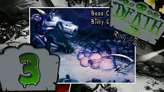 Death Jr. Root of Evil - | Part.3 | Episode 04: Lost Toys & Boss Challenge: Billy Galaxy