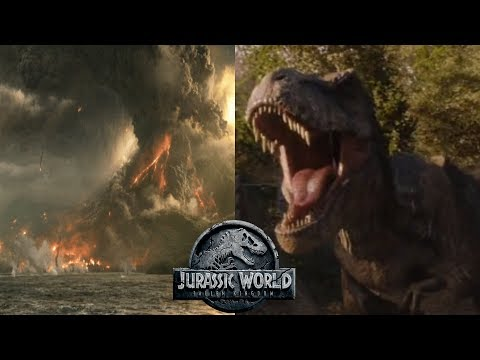 Major Spoiler - New Rexy Scene + Mount Sibo Escape | TV Spot Jurassic World 2