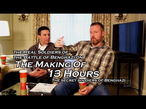 Michael Bay & The Real Soldiers of Benghazi on the Making of 13 Hours