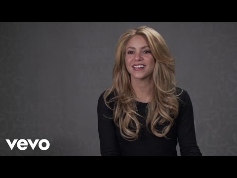 Shakira - Vevo News: Can't Remember To Forget You video