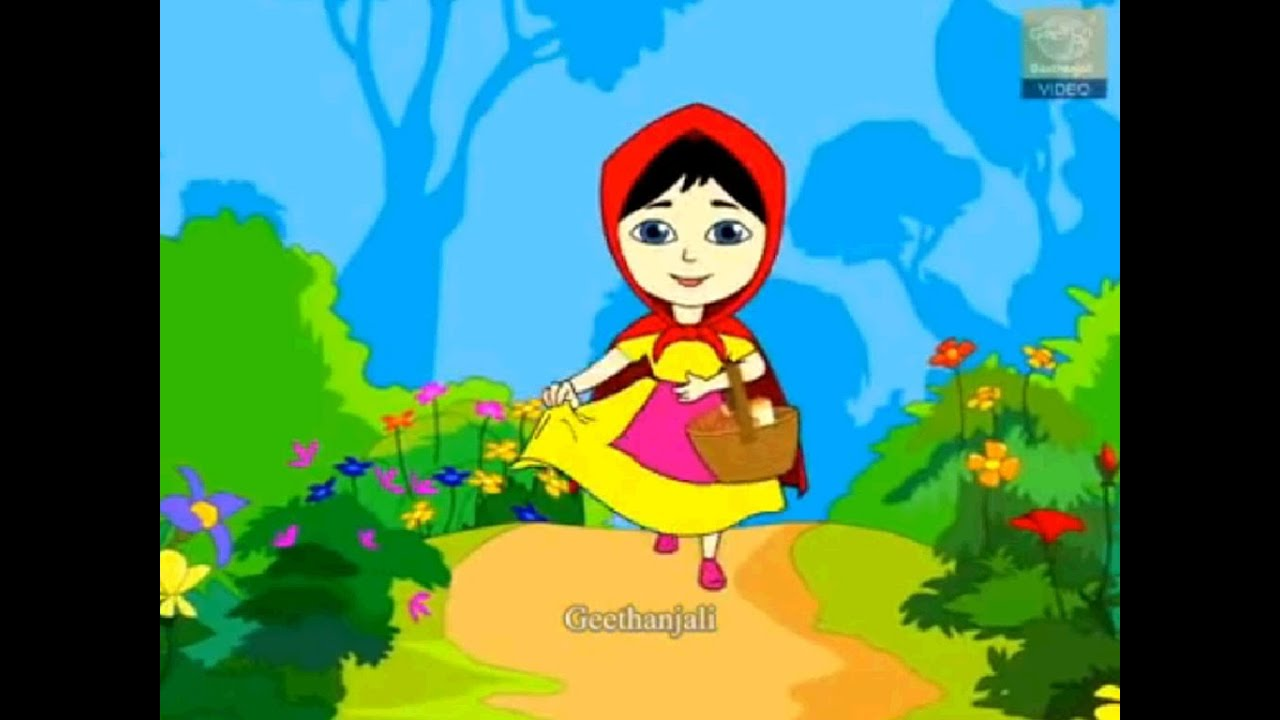 little red riding hood cartoon movie № 261145
