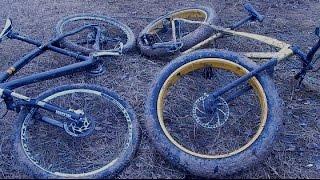 как улучшить накат велосипеда видео