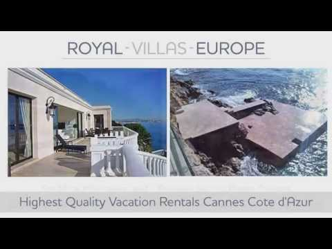 Luxury Villa Rentals Cannes Cote D'Azur France - Luxury Holiday Home Vacation Rentals