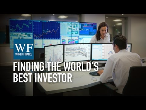 Paulo Pinto on the world's best investor | DIF Broker | World Finance Videos