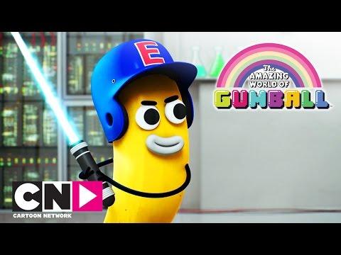 Удивительный мир Гамбола | Лазерный меч | Cartoon Network