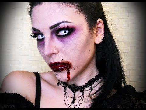 Sexy Vampire | Halloween Makeup Tutorial