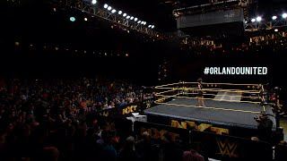 NXT observes moment of silence in honor of Pulse nightclub victims