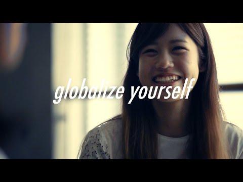 Toyo Gakuen University|Globalize Yourself|東洋学園大学 2016 コンセプトムービー