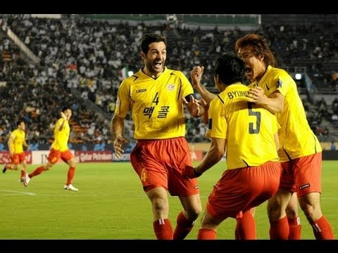 Seongnam Ilhwa Chunma Vs Zobahan: AFC Champions League Final 2010