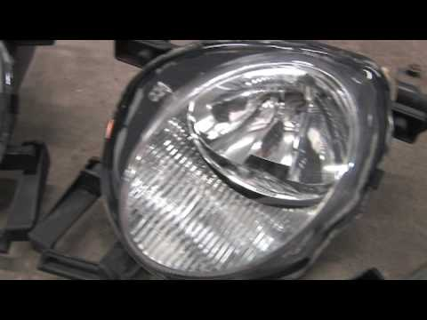 Lexus SC 300 400 custom high beams by CiNcity Designs Video