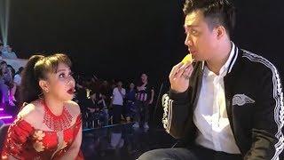 Cười ngất khi giành đồ ăn của Hoài Linh,Trấn Thành bị Việt Hương chửi té tát..không kịp vuốt mặt