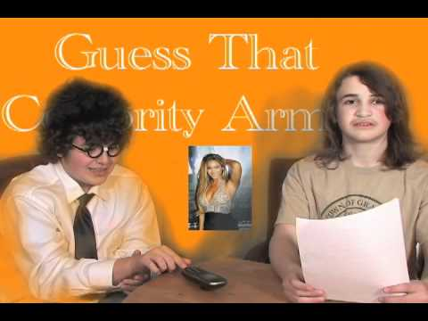 Guess That Celebrity Armpit!!! video
