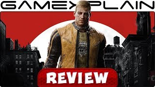 Wolfenstein II: The New Colossus - REVIEW (Nintendo Switch)