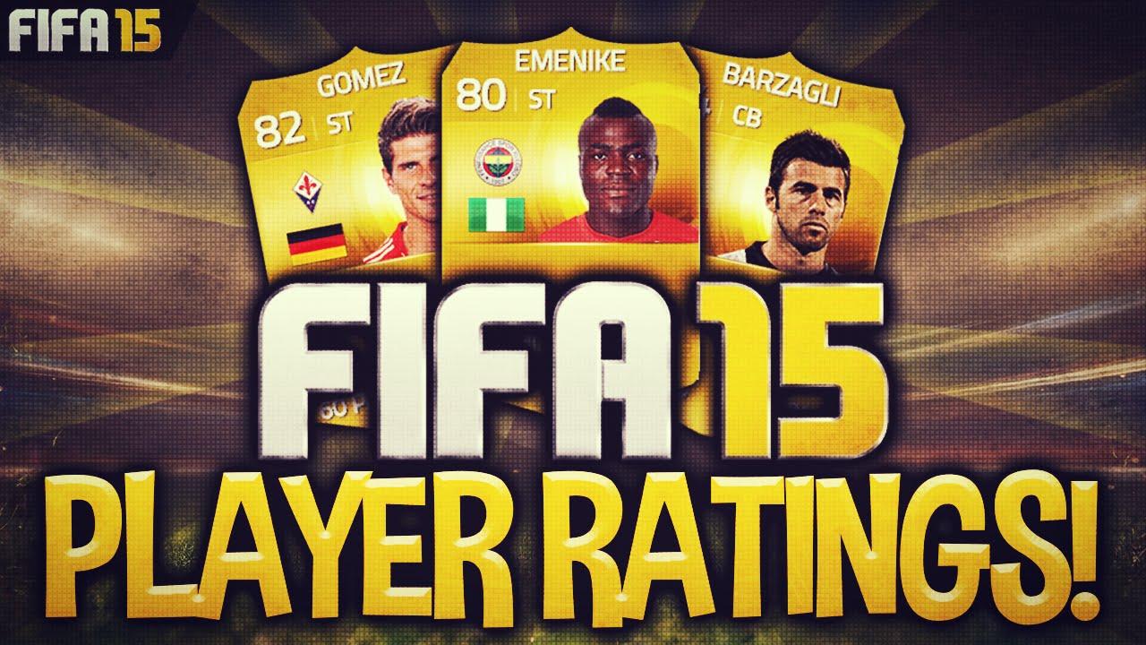 Fifa 15 player ratings emenike amp more youtube