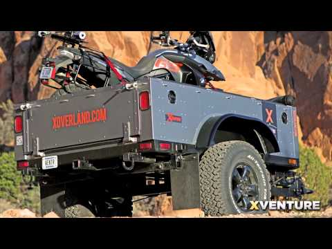 XVENTURE Off Road Trailer