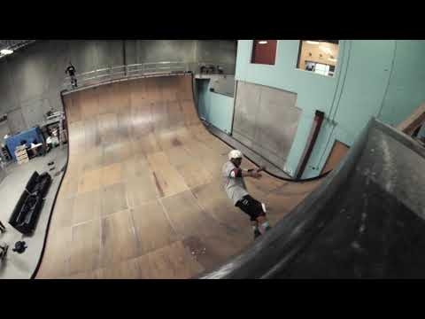 ALL DAY w/ Steve Caballero and Tony Hawk- Independent Trucks