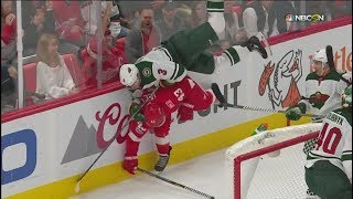 17/18 RS: Min @ Det Highlights - 10/5/17