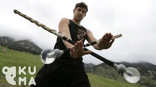 This Guy?s Contact Sword Skills Are Crazy Impressive!