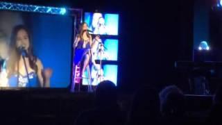 Courtney Gallagher 2016 Commack Idol