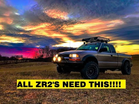 EVERY ZR2 S10 NEEDS THIS!!!!