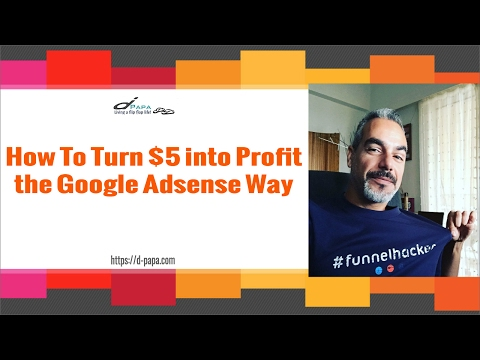Madsense Review - How To Turn $5 into Profit the Google Adsense Way