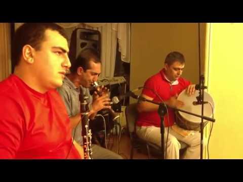 Chivo Zurna Jiro Klarnet Narek Dhol Vardan Solo  Aro Bass  Hayko Araratci LIVE 2012