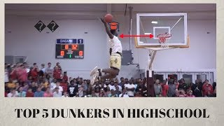 download lagu The Top 5 Dunkers In High School gratis