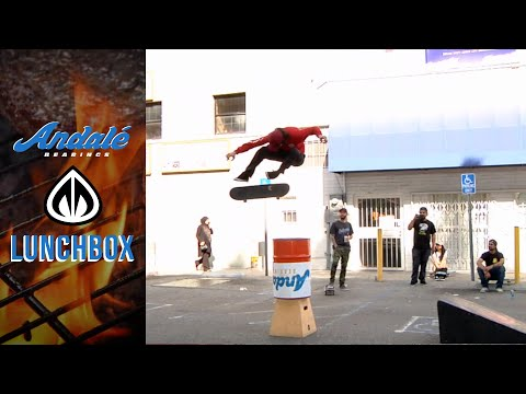Andale Lunch Box: Mainline Skate Shop