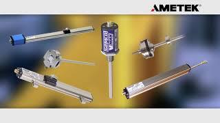 Ametek Thermox WDG-V Sensor Flow Animation