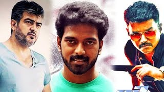 Vikranth's Wish to act as a Villain for Ajith & Vijay