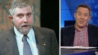 Lying Demented Washed-Up Jew Kike Paul Krugman Wins Pres Trump's GRAND PRIZE FAKE NEWS Award