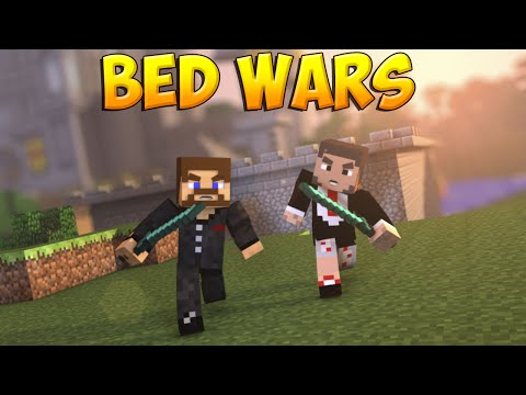 Minecraft Bed Wars #28 - Коварный план Евгехи