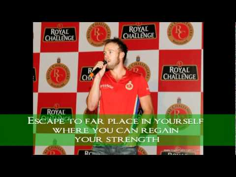 Show Them Who You Are (FULL VERSION+LYRICS) - AB deVilliers feat. Ampie du Preez