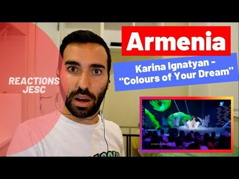 Reaction: Armenia (Junior Eurovision 2019)