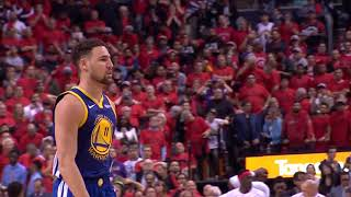 Klay Thompson Hits Clutch 3 To Force Game 6 of NBA Finals